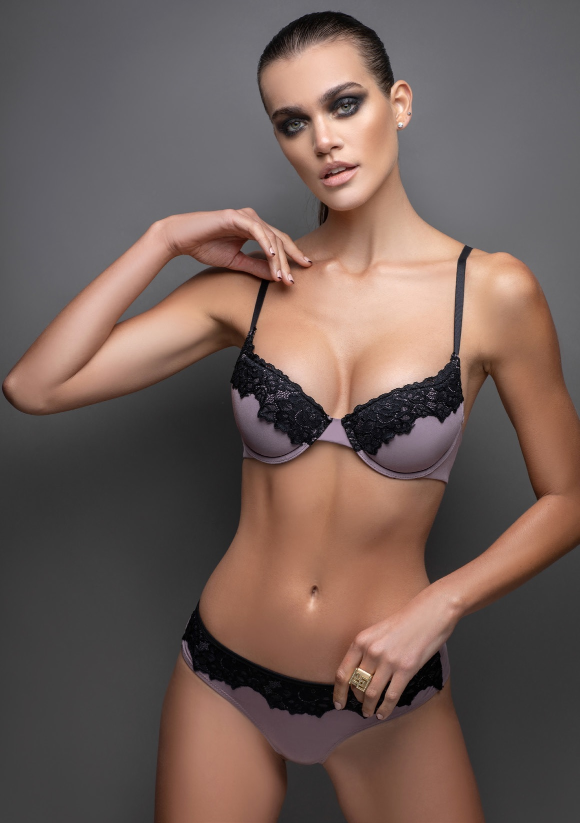 lenceria elektra - art L5677 - soft y less de shine